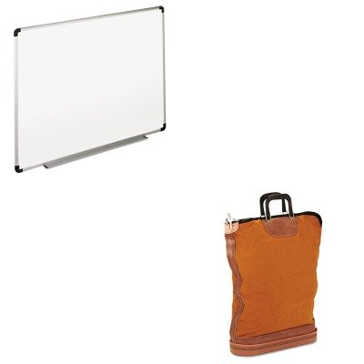 KITPMC04645UNV43724 - Value Kit - Pm Company Regulation Post Office Security Mail Bag (PMC04645) and Universal Dry Erase Board (UNV43724) ()