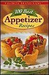 100 Best Appetizers, Publications Interna, 0785396764