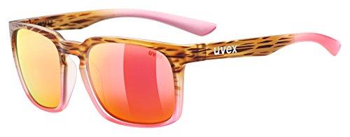 el año lgl Gafas Talla Unisex Mate nbsp;Sport havanna tamaño pink Todo Color Uvex única Negro 35 qSXpwfwC