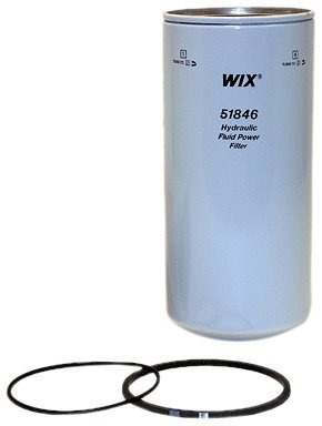 51846 Heavy Duty Spin-On Hydraulic Filter WIX Filters Pack of 1