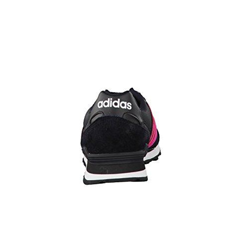 adidas Neo Damen Sneakers 10K W Schwarz-Pink