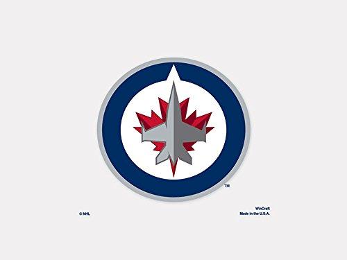 Winnipeg Jets Nhl (NHL Winnipeg Jets Perfect Cut Color Decal, 4