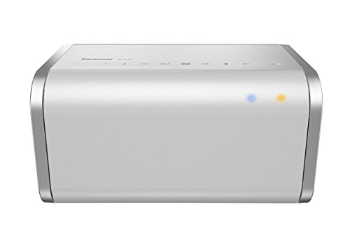 Panasonic SC-ALL6EG-W Wireless Speaker (Multiroom, WiFi, Bluetooth, Musik-Streaming) weiß