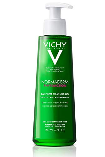 Amazon Com Vichy Normaderm Daily Acne Treatment Face Wash