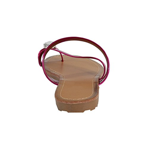 By Shoes - Sandalias para Mujer Fuchsia