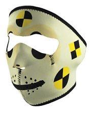 ZANheadgear Neoprene Face Mask (Crash Test Dummy)