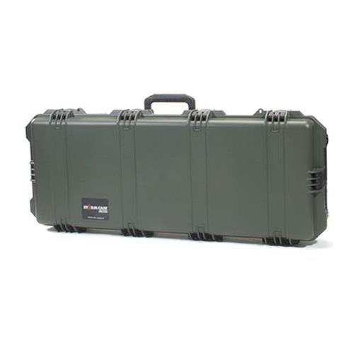 - Pelican Storm IM3100 Black Gun Case with Foam & Wheels