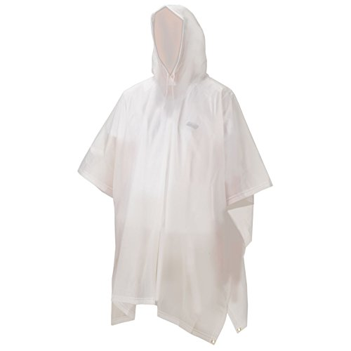 Coleman Adult EVA Poncho, Clear