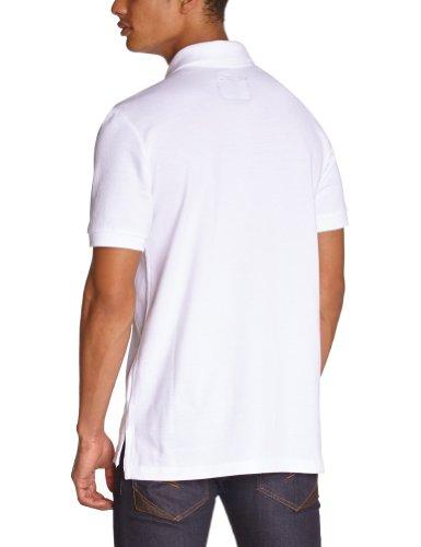 Marc Ecko - Polo, Uomo, bianco (Blanc (Bleachwhit)), XS