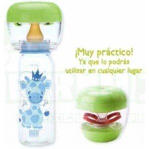 esterilizador de tetinas y chupetes uv: Amazon.es: Bebé