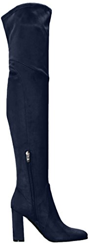 Marc Fisher Damen Nella Overknee Boot Blau
