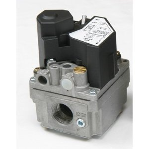 White-Rodgers 36H64-463 Series 36H Fast Opening Double Stage Opening Natural/Lp Gas Valve, 3/4'' x 3/4'' Pipe, -40 Degree - 175 Degree F Temperature Range, 24Vac