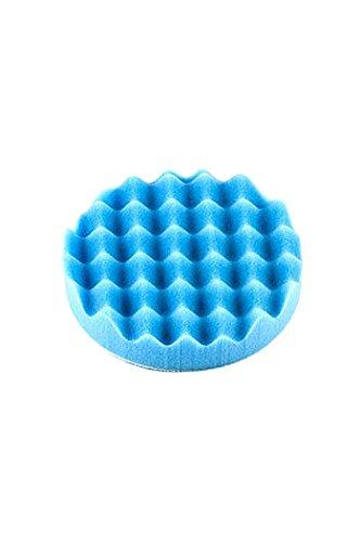 Optimum (22592) Waffle Foam Pad (Softest Finishing), Blue, 3.25''