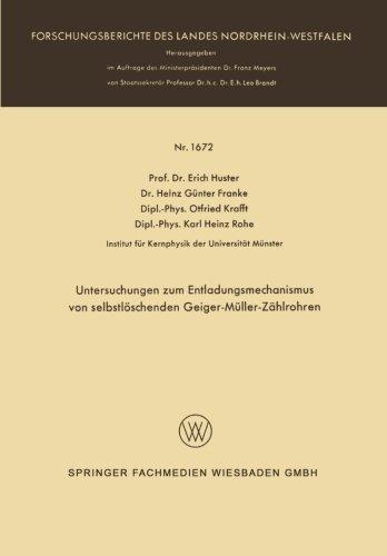 Geiger Mullers