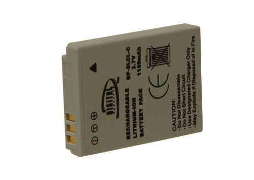 (Digital Concepts BP-5LCL-C Replacement Battery for the Canon)