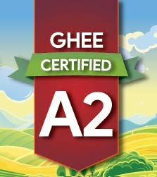 Shree Radhey Certified A2 Gir Cow Ghee - Gluten Free - (Traditionaly Hand Churned) 1000 ml by Shree Radhey (Image #4)