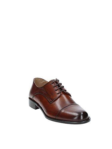 Marròn Casual Zapatos Exton 6013 Hombre zZanwXgcqS