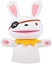 UNIKbrush Hand Puppets Stuffed Soft Toy Cute Anime Cartoon Cosplay Props Decor Collectible Plush Toy for Girls