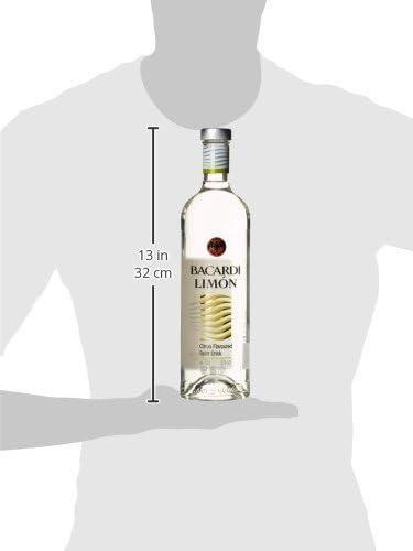 Bacardi Limón Ron - 700 ml