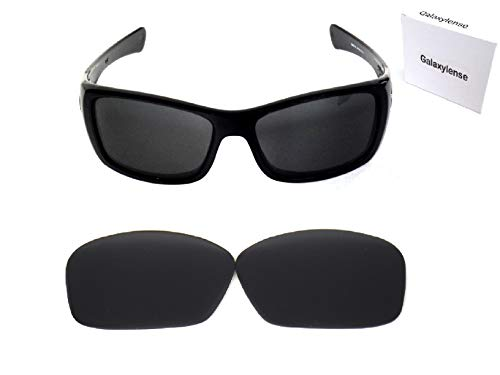 Galaxy Replacement Lenses For Oakley Hijinx Sunglasses Black ()