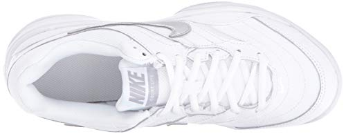 Medium White Matte 845048 Nike 100 Women's Silver Grey 100 White Sneakers 8nqZO4qw