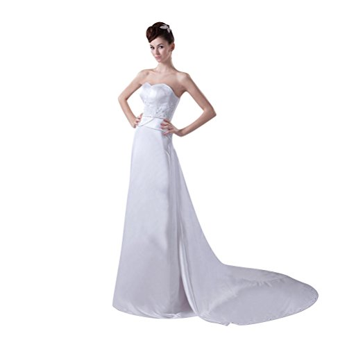 New Alfred Angelo Wedding Gown - 7