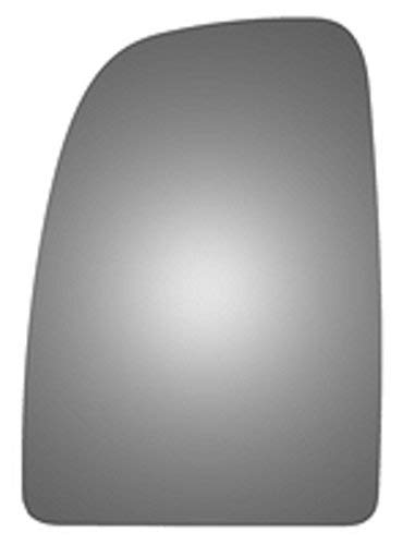 2014 2018 Driver Left Side Replacement Mirror Glass With Backing Plate For Ram Promaster 1500 2500 3500 2014 2015 2016 2017 2018 Upper Flat