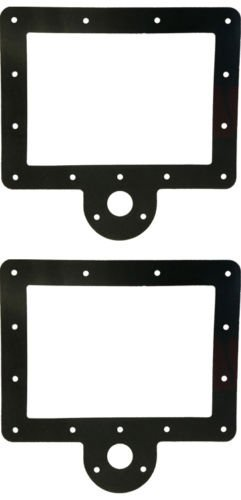 (Qian 2 Skimmer Gaskets for Doughboy Above Ground Pool Skimmers)