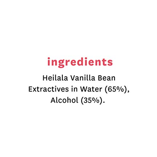 Pure Vanilla Extract for Baking - Gourmet Quality Organically Grown, No Sugar, No Imitation Flavors, No Chemicals or Synthetic Flavors - Heilala Vanilla is 100% Pure Vanilla Extract 16.90 fl oz by Heilala Vanilla (Image #5)