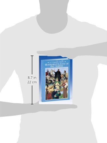 A Catholic Child's Illustrated Lives of the Saints (Regina Press)