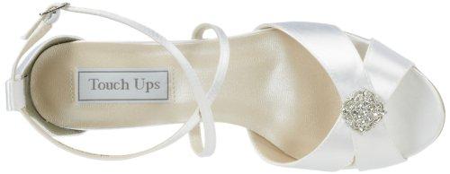 Touch Ups , Sandales pour femme Blanc blanc