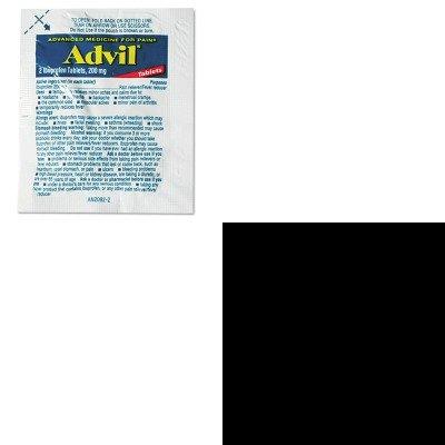 KITLIL58030PFI512373700 - Value Kit - Advil Single-Dose Ibuprofen Tablets Refill Packs (LIL58030) and Neosporin Antibiotic Ointment (PFI512373700)