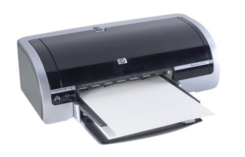HP DeskJet 5850 Color Printer ()