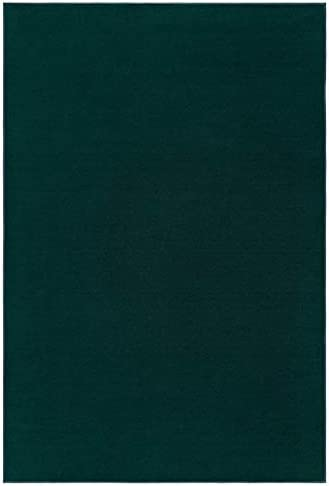 Indoor Outdoor Dark Green Area Rugs with Premium Non Skid Backing Great for Patio, Porch, Deck, Party, Garage, Boat, Event, Basement, Wedding Tents and More Available Size 8 x10