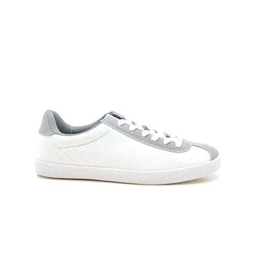TGN , Damen Sneaker Weiß