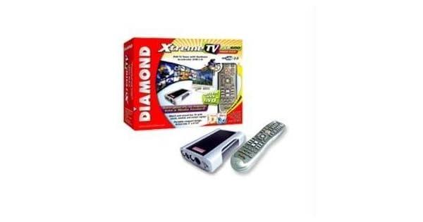 DIAMOND XTREMETV PVR600 USB WINDOWS 7 64 DRIVER