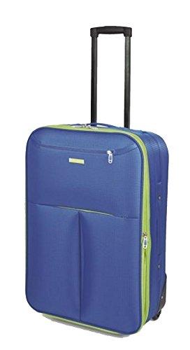 Maleta de 75cm, 3,5kg, 85L, color: azul (JT de 701200de l)