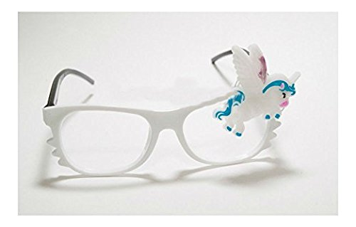 Toycamp 12/pk Flashing Lensless Assorted Unicorn Glasses LED SunGlasses Rave Party Wear by Toycamp (Image #8)