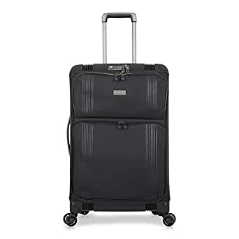 Antler 3906124023 Titus 4W Medium Roller Case Suitcases (Softside) Black 68 cm