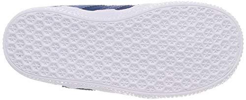 Adidas White Marine Bimbi 24 I ftwr Legend legend Pantofole White legend Marine Unisex Gazelle – 0 Blu r6qBr