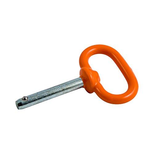 Koch Industries 4027583 Detent Pin Orange Head 5/8-Inch Diameter by 4-Inch Length - Locking Detent