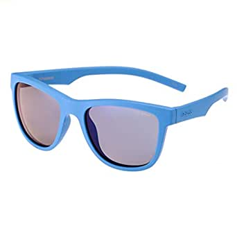 Polaroid Wayfarer Kid's Sunglasses - PLD 8018/S ZDI