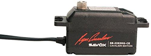 Low Profile Digital Servo (Savöx Ryan Cavalieri Edition Low Profile Brushless Digital Servo)