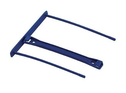 Fellowes 0089801 Fermacarte, Blu
