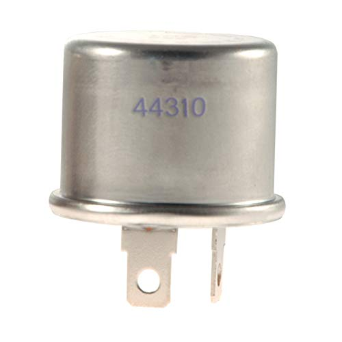 Mechanical Flasher - Grote 44310 2 Pin Flasher (8 Light Thermal Mechanical Flasher)