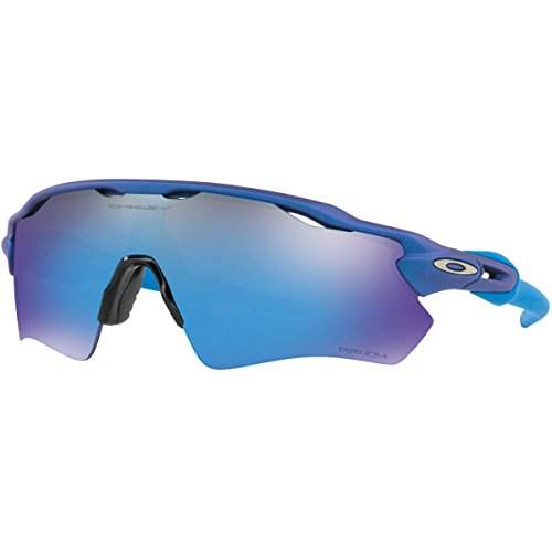 Oakley Mens Radar EV Path MLB Sunglasses, X-Ray Blue/Prizm - Oakley New Sunglasses