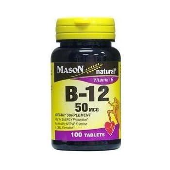 B 12 50MCG