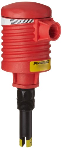 Flowline AU13-1120 Polypropylene Switch-Pro Ultrasonic Level Switch with Controller Only, 3/4'' NPT by Flowline