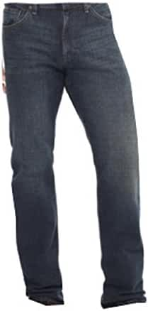 Nautica Tapered Fit Jeans, Blue Steel Wash, 38x34