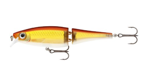 Rapala BX Swimmer 12 Fishing Lure, Gold Shiner, 4-3/4-Inch